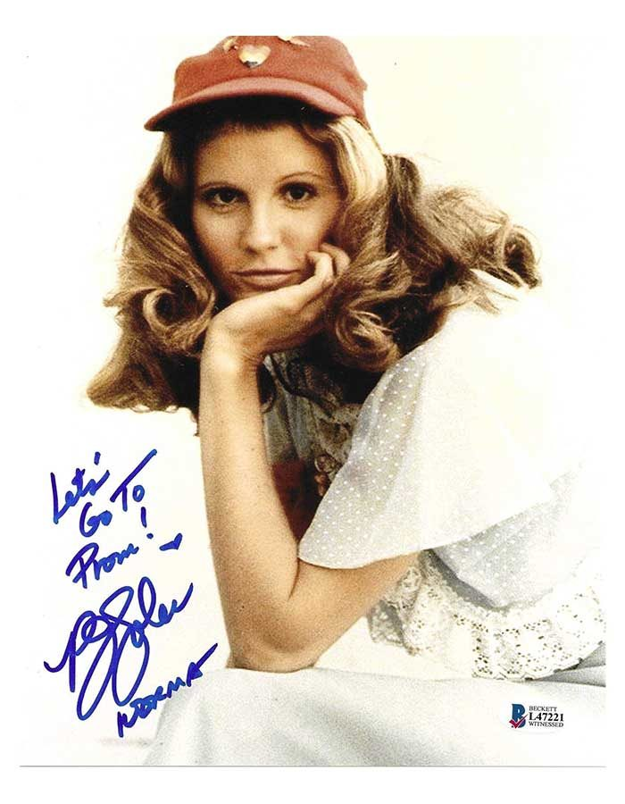 PJ Soles Signed 8x10 Photo Carrie